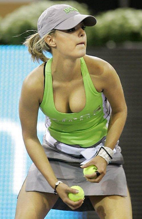 エロすぎる海外の女子テニスプレイヤー 35
