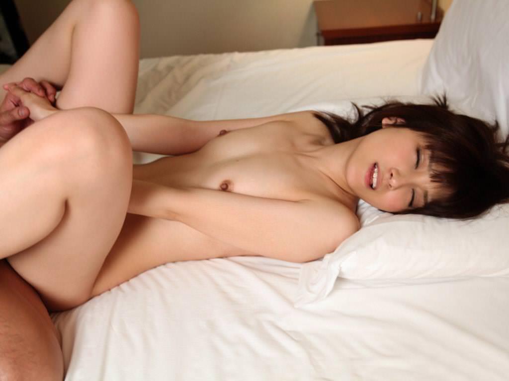 貧乳女の子のセックス 16