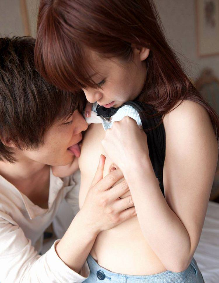 貧乳を舐め舐め 5