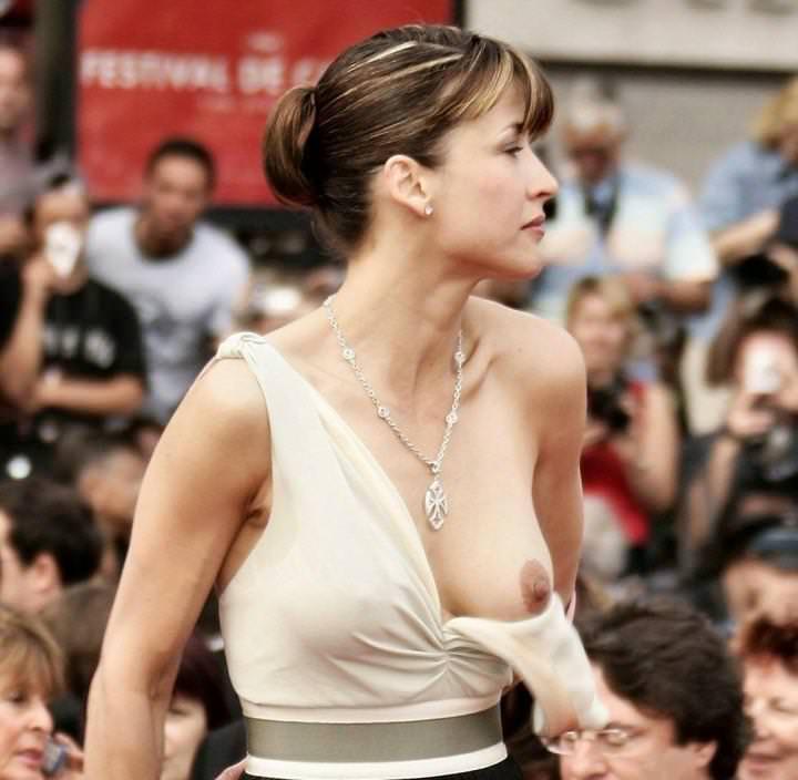 ハリウッド女優の乳首ポロリ 18
