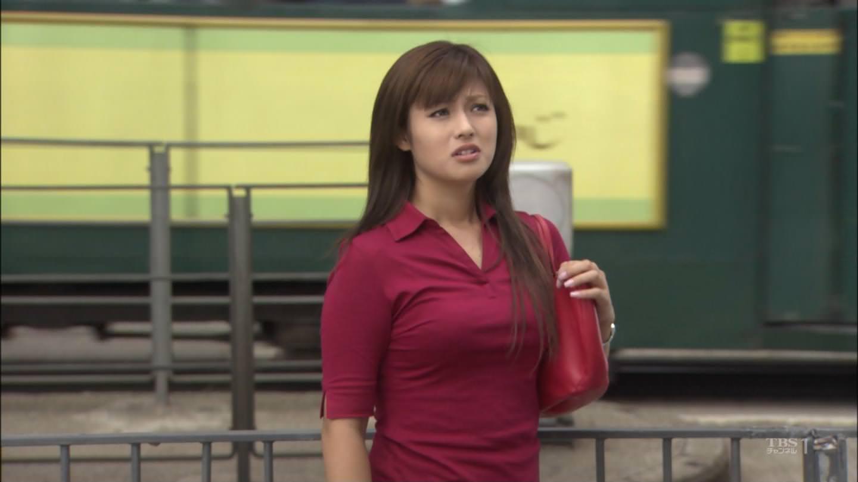 深田恭子さんのいつでも妊娠できそうなむっちりボディ