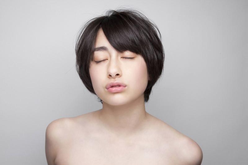 アイドルのキス顔 7