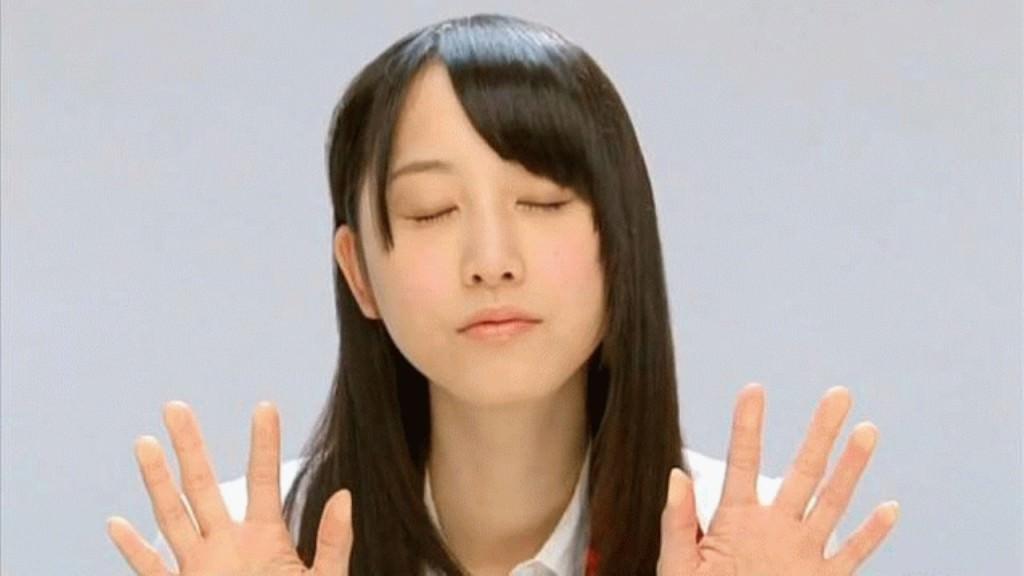 アイドルのキス顔 10