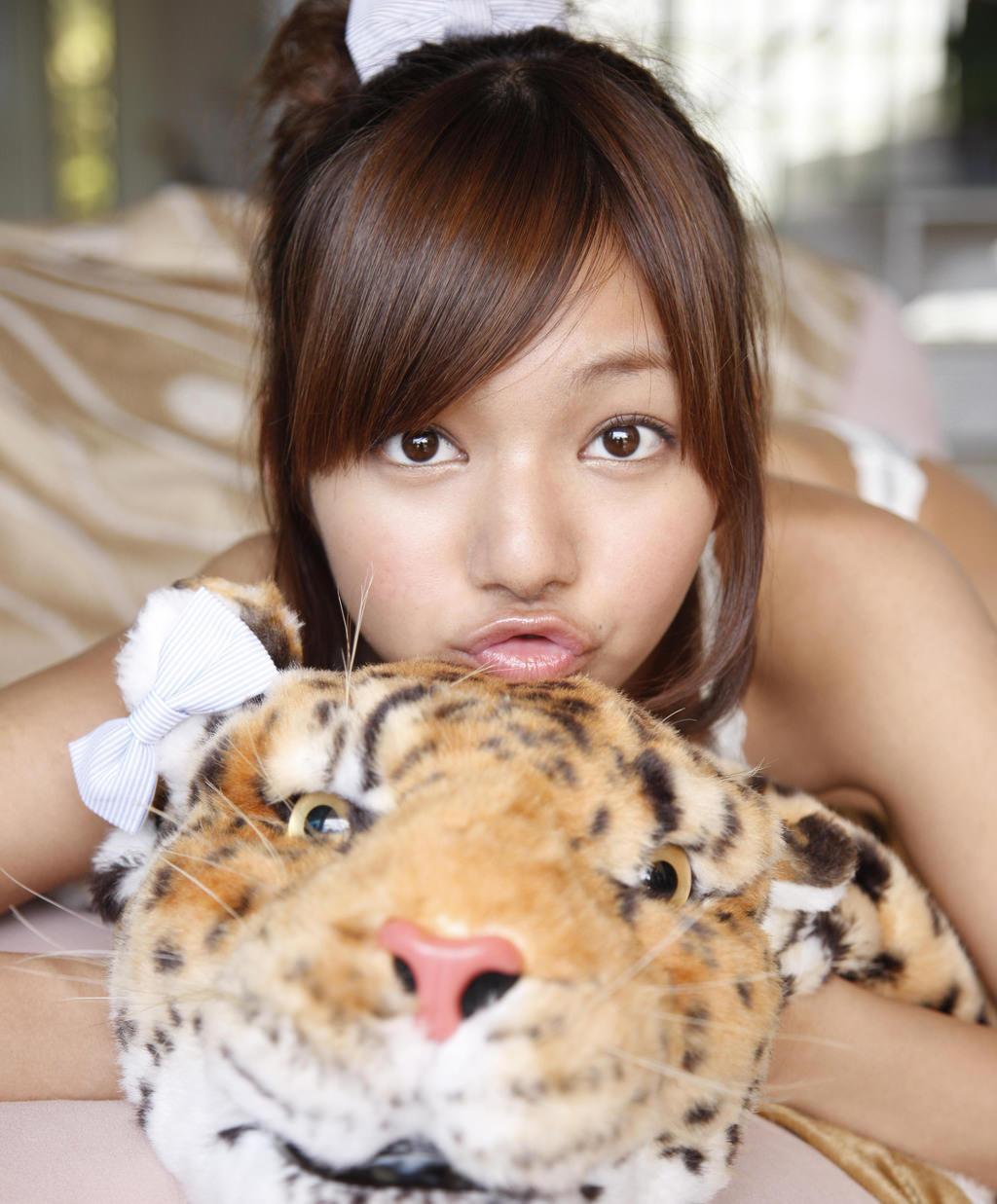 アイドルのキス顔 11