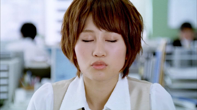 アイドルのキス顔 22