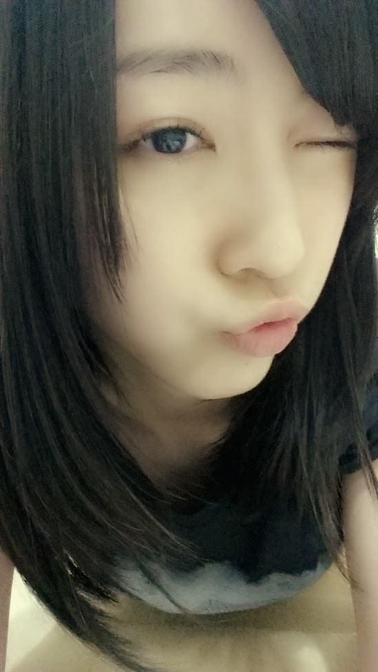 アイドルのキス顔 28