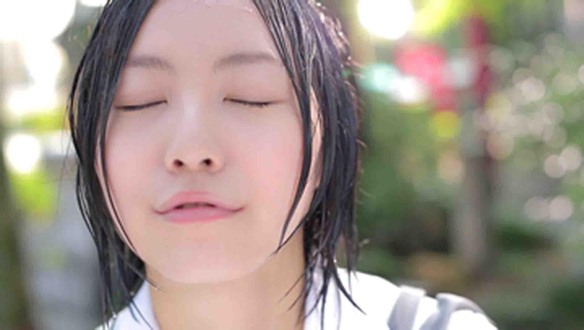 アイドルのキス顔 31