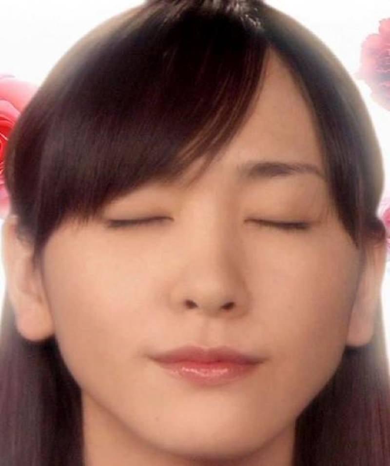 アイドルのキス顔 33