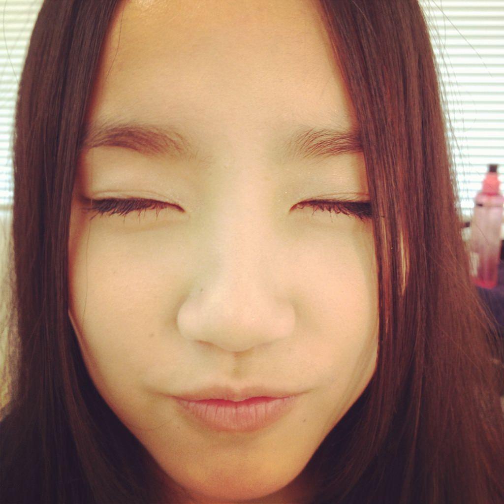 アイドルのキス顔 36