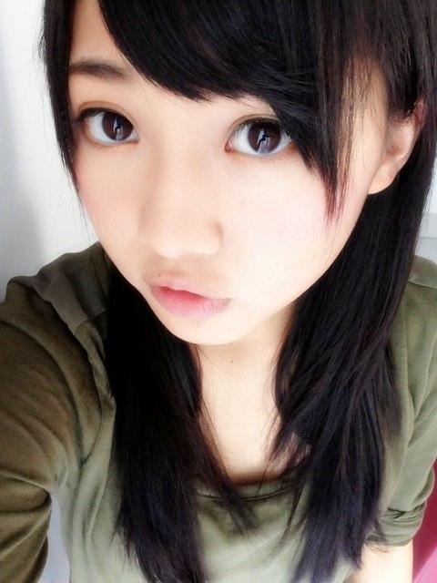 アイドルのキス顔 37