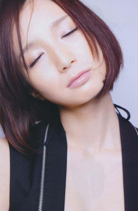 アイドルのキス顔 40
