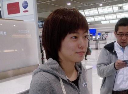【画像】卓球・石川佳純(22)の私服姿!どう考えてもオ●パイに目が行くわwwwwwwwwwww
