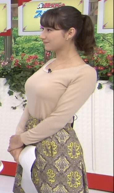 加藤シルビアの巨乳Gカップ胸チラキャプ画像が過激すぎww【女子アナの罰セミの絵放送事故動画あり】