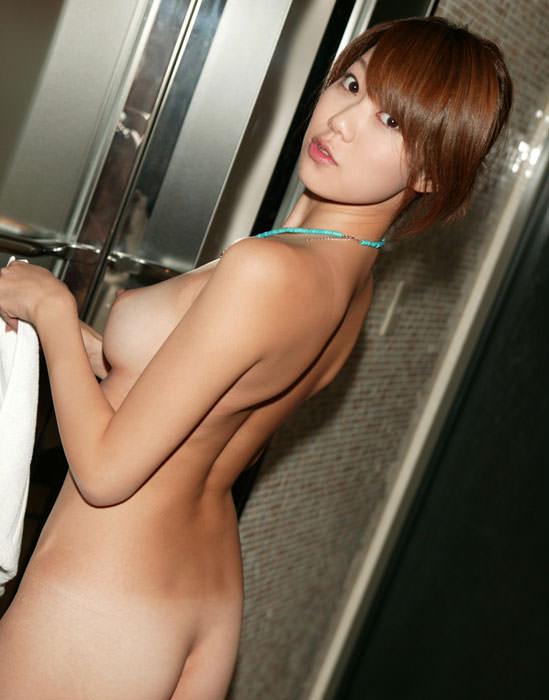 超かわいい女の子の全裸 27