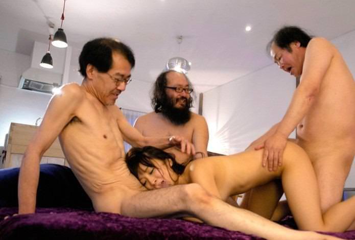 キモメンと美少女のセックス 42