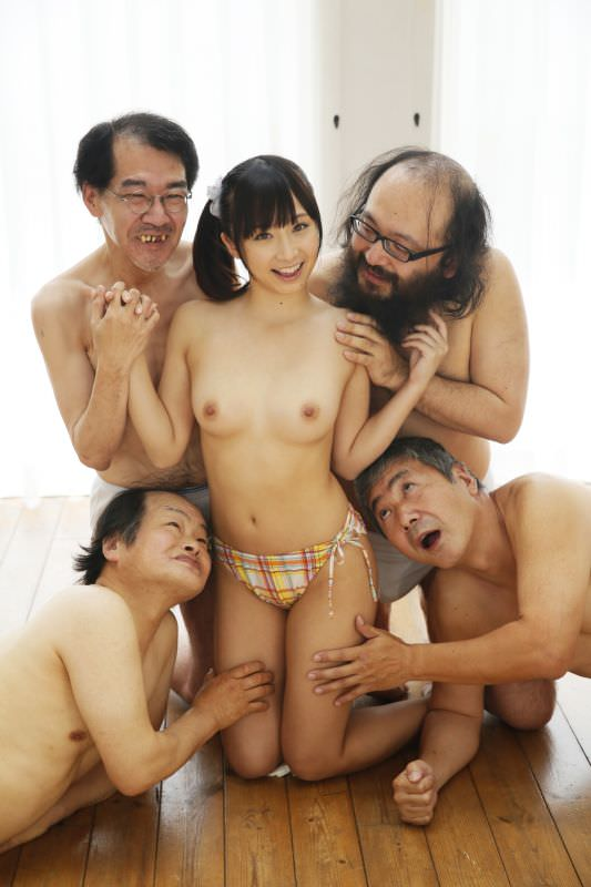 キモメンオヤジと美少女のセックス 15