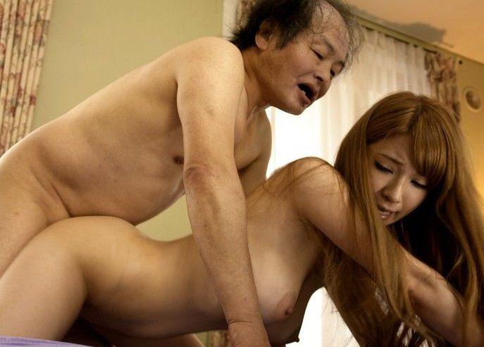 キモメンオヤジと美少女のセックス 16