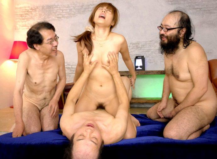 キモメンオヤジと美少女のセックス 28