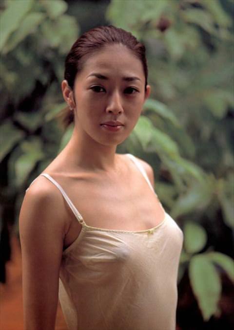 【衝撃画像】芸能人AV転向!小松千春が遂にガチ本番シーン…41歳で初ハメ公開へ…