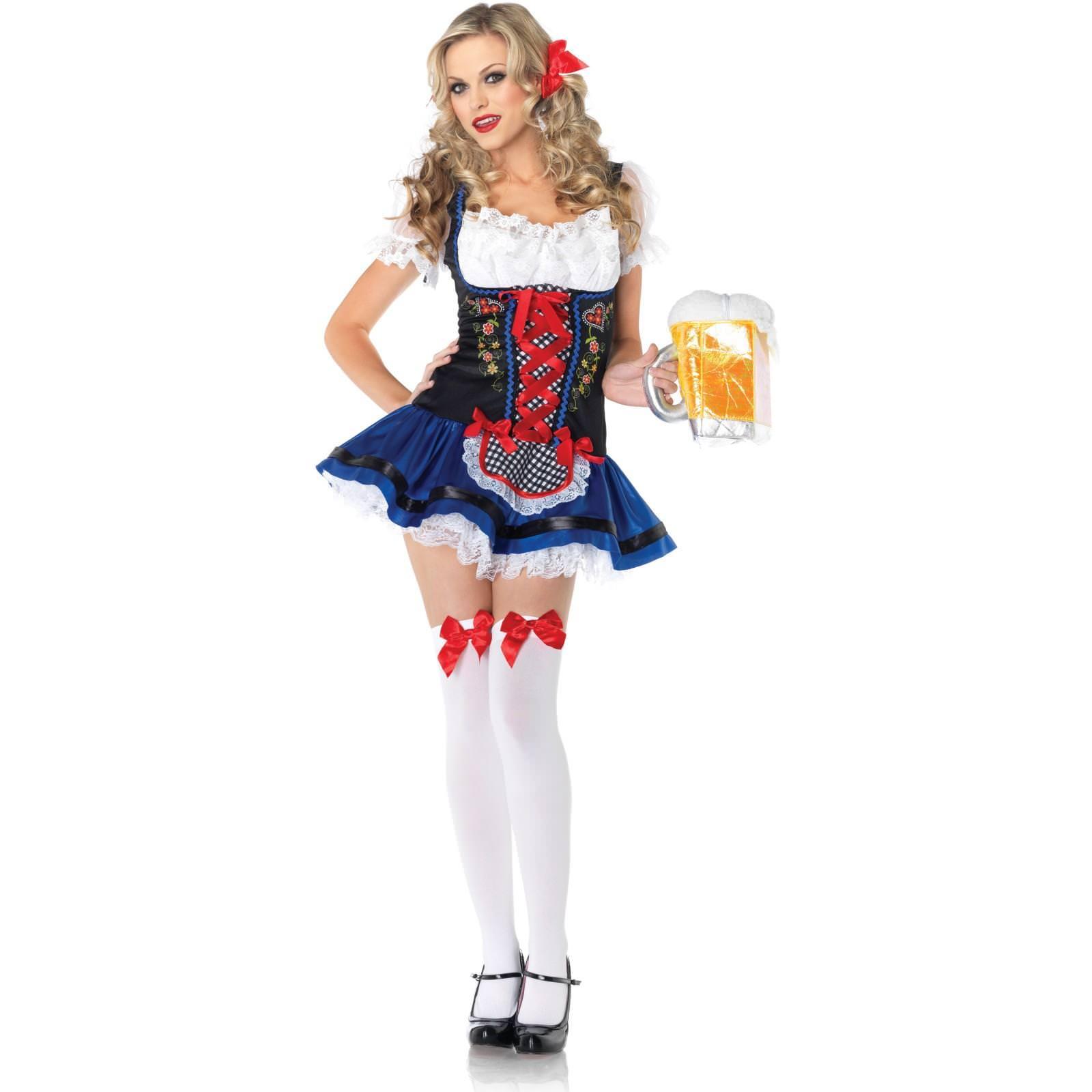 セクシーな民族衣裳の外国人美女 10