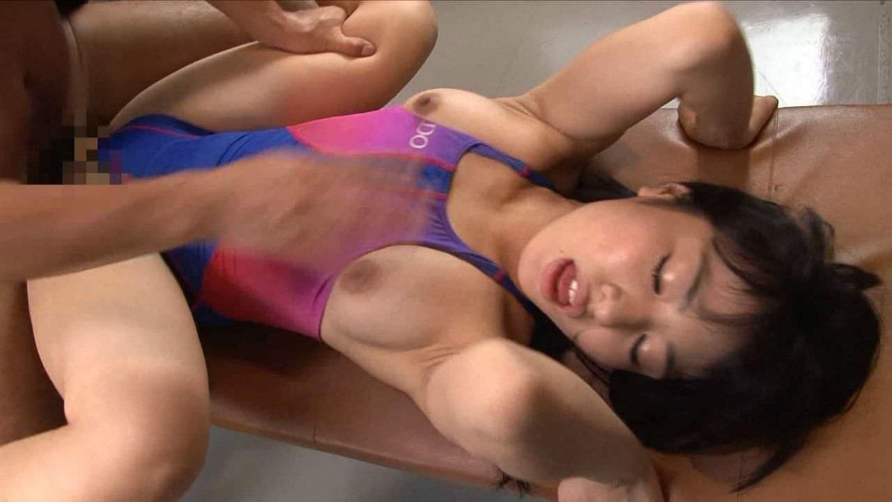 水着セックス 5