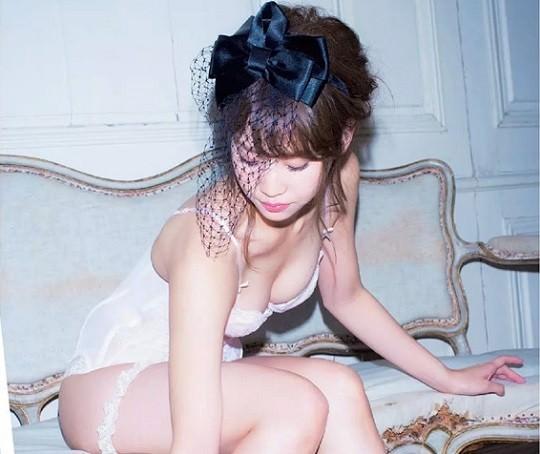 AKB48永尾まりやの下着姿がエロ本並みにシコれるらしい・・・・