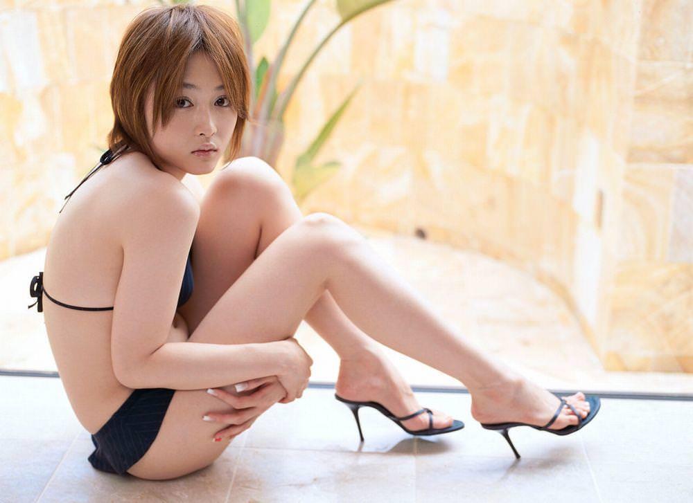 エロい生脚の女の子 6