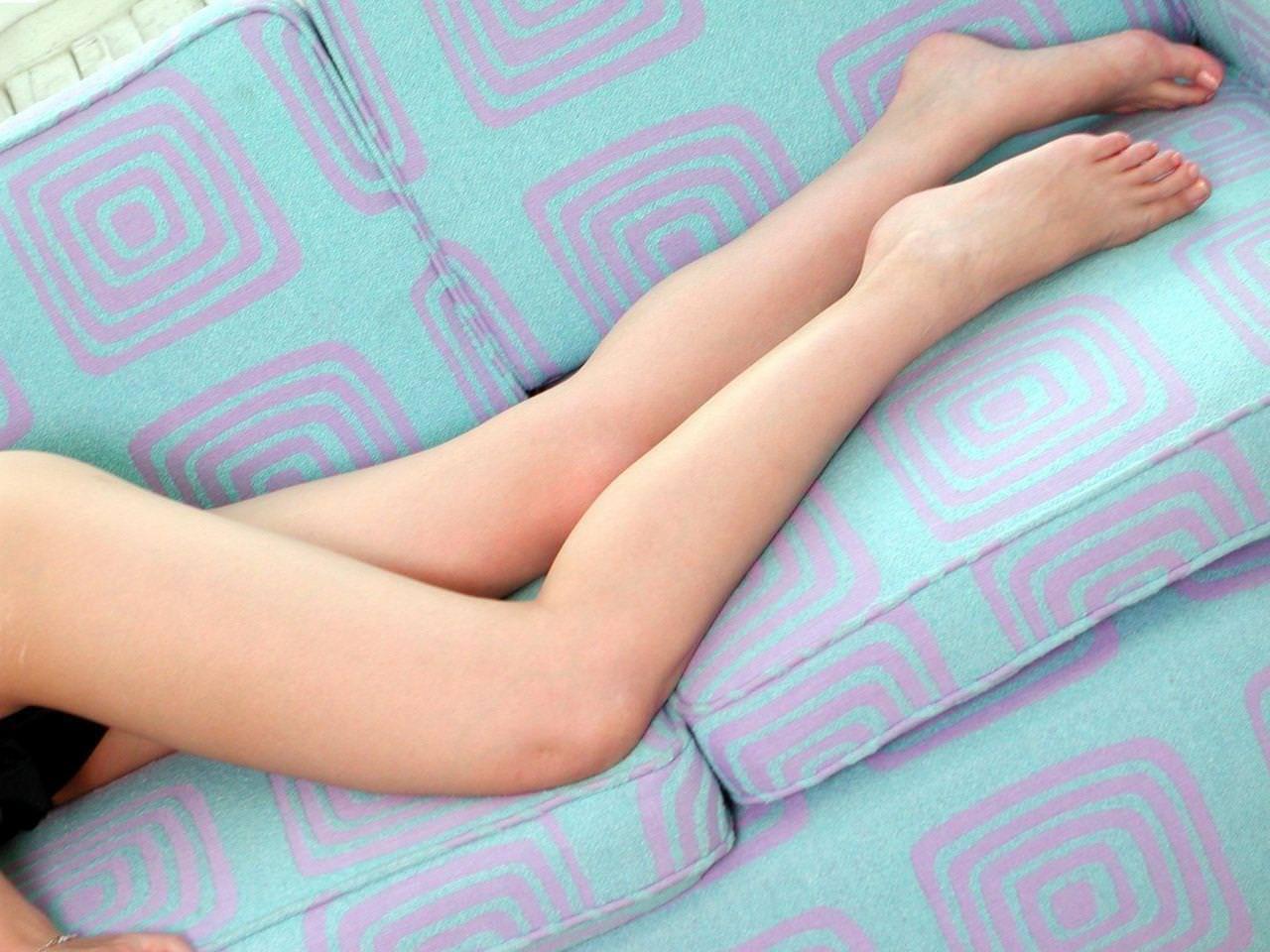 エロい生脚の女の子 13