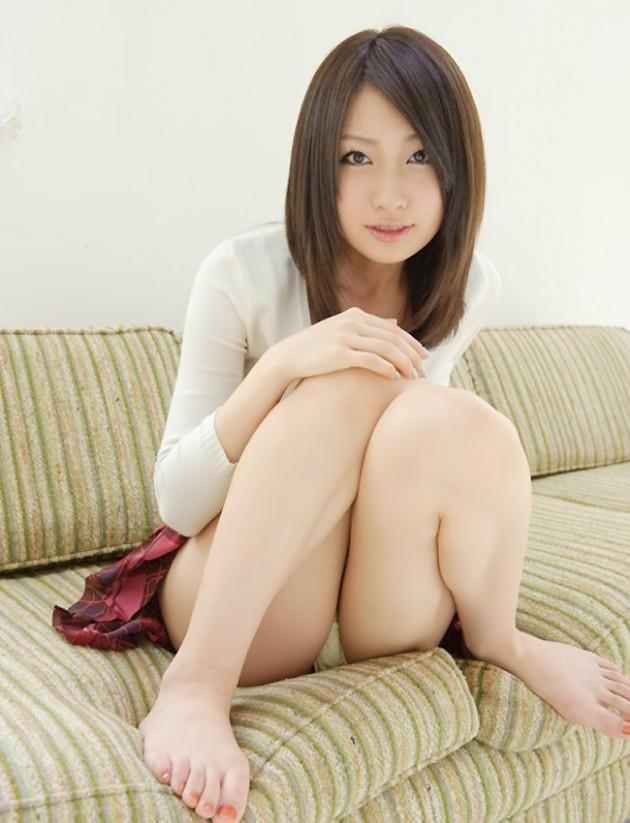 エロい生脚の女の子 21