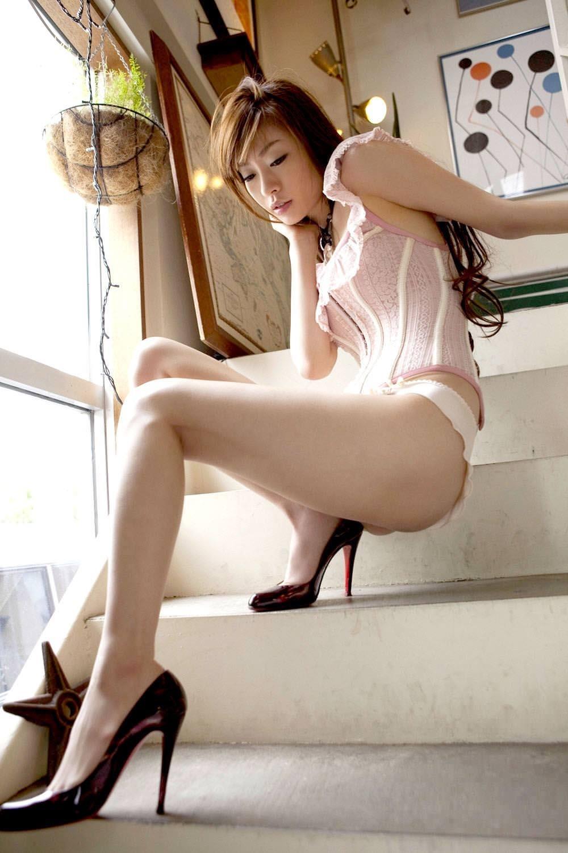 エロい生脚の女の子 26