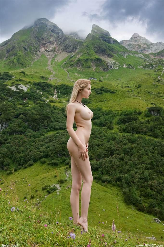 自然ヌード 4