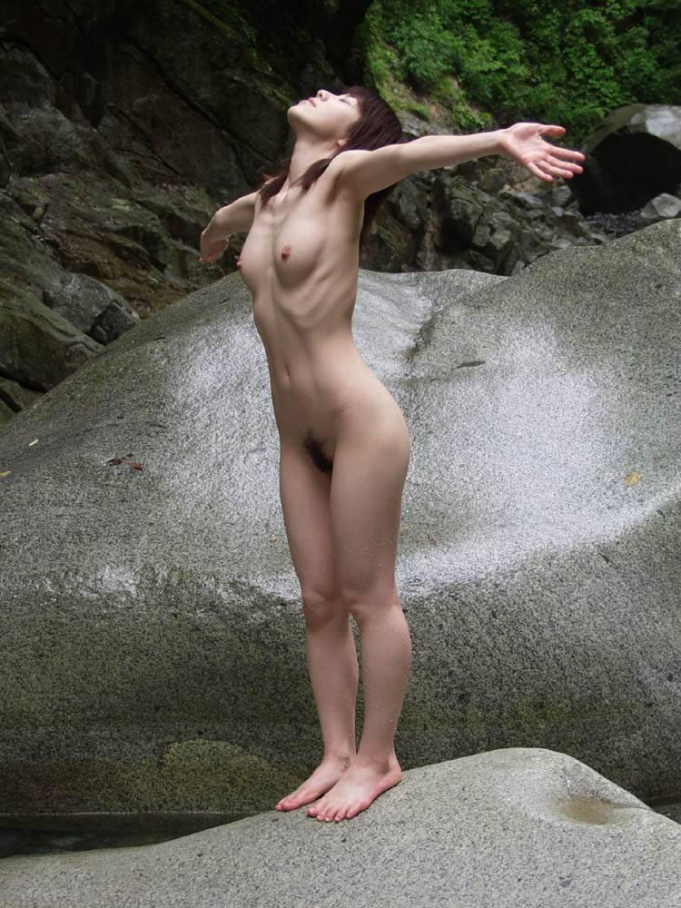 自然ヌード 20