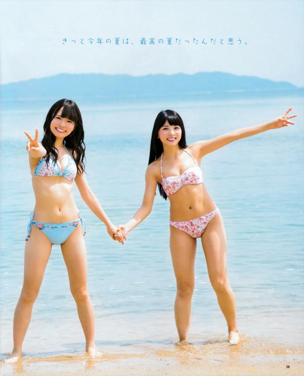HKT48岡田栞奈の逞しい太ももwwwwwwwwww