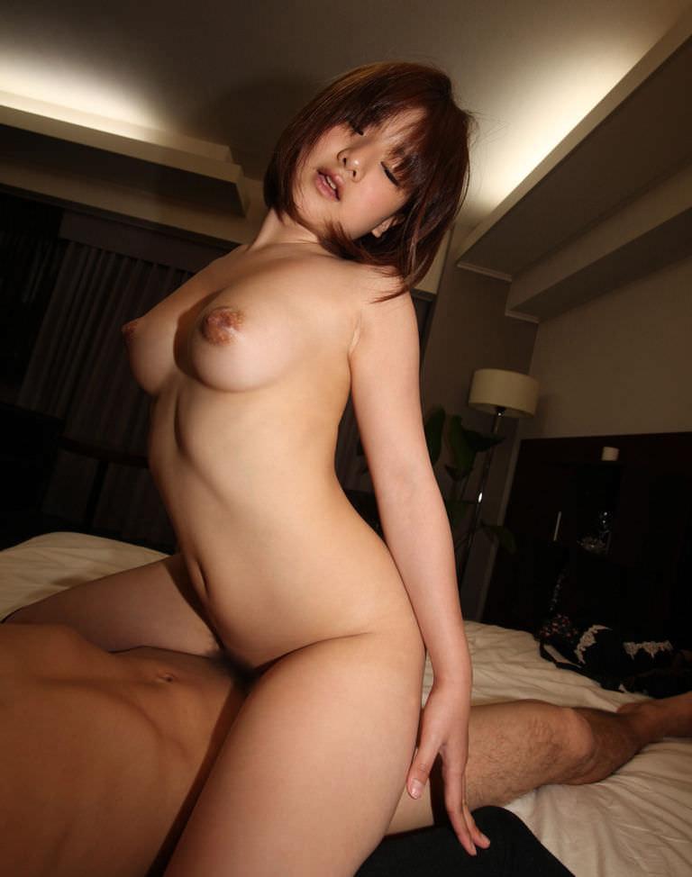 ぽっちゃり女子と騎乗位セックス 7