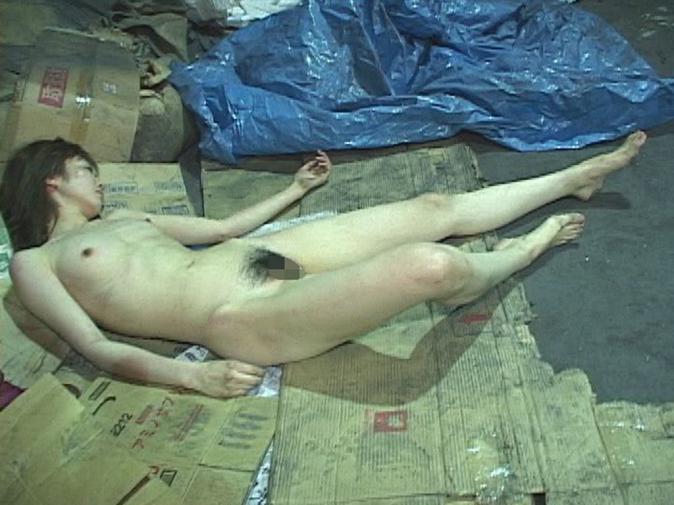 レ●プ後、放置された女 21