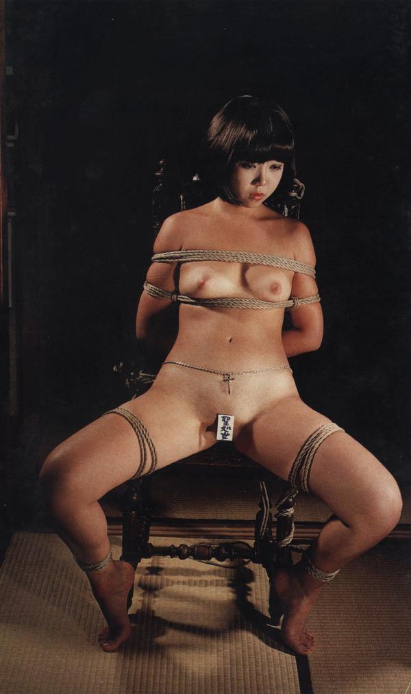 昭和時代のヌード 17