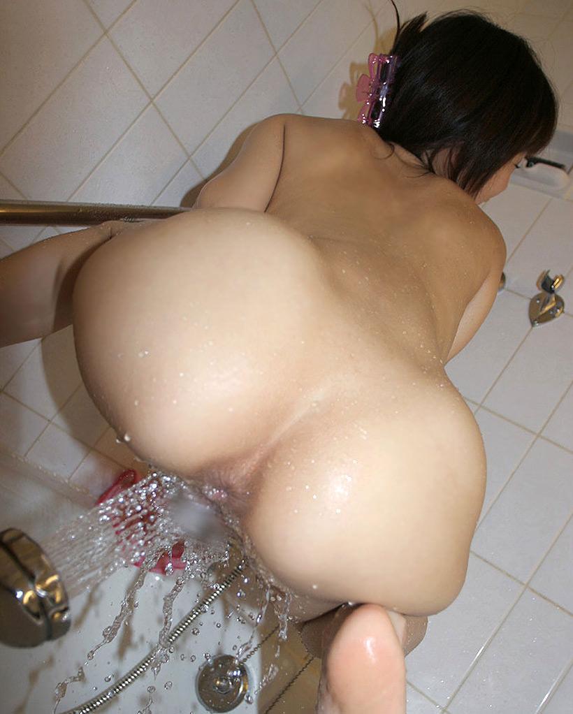 シャワーオナニー中の女の子 12