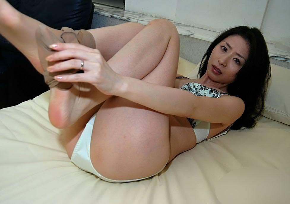 清楚な人妻とセックス 22