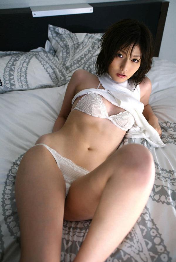 可愛い下着姿のスレンダー美少女 5