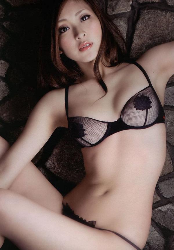 可愛い下着姿のスレンダー美少女 9