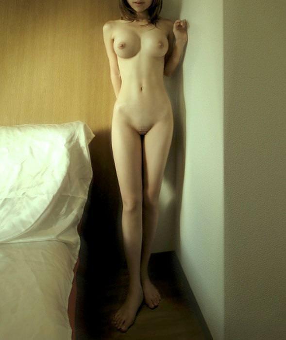 スレンダー巨乳 29