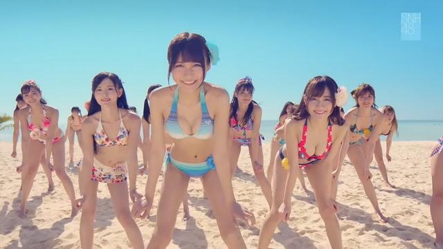 SNH48の水着MV「盛夏好声音」の動画・画像が過激すぎwwGカップ巨乳の趙? (ユーミー)を始め、巨乳で可愛い子が多すぎると2chで話題に!【中国上海版 真夏のSounds good !】