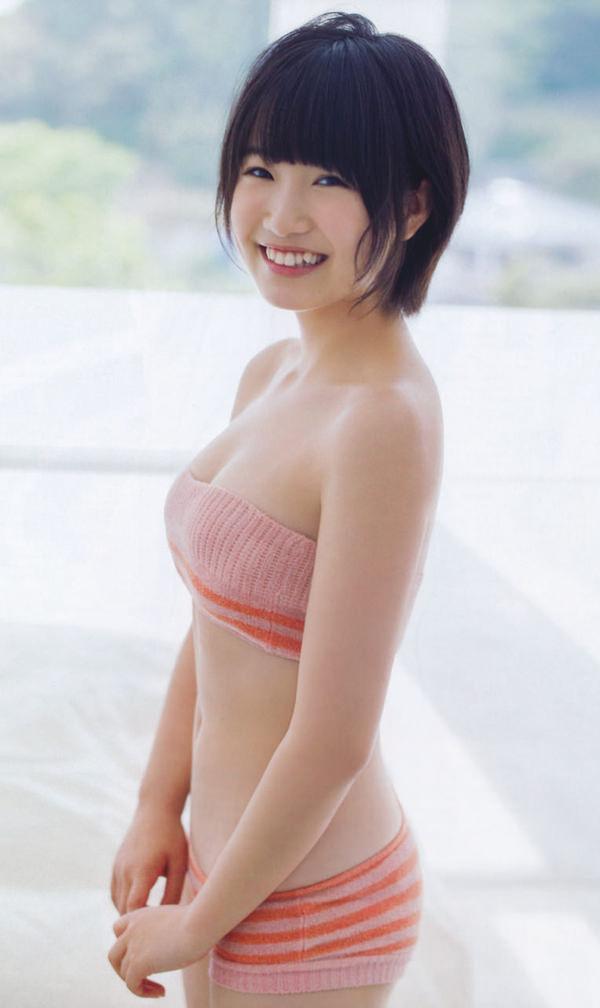 アイドル・グラドルのチューブトップおっぱい 18