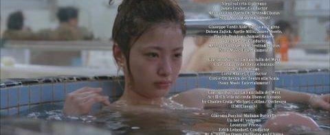 上戸彩(29)の巨乳入浴wwwかがんで谷間も見えちゃったwww(※画像あり)