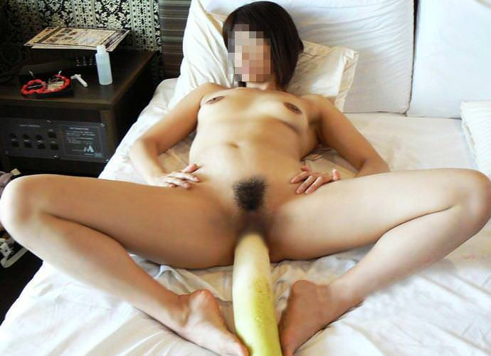 野菜オナニー 24