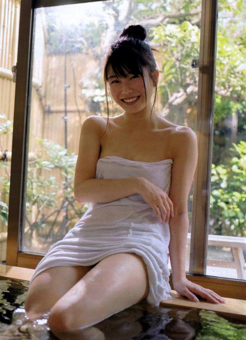 【スケベ画像】AKBゆいはんのはんなり入浴写真がエロすぎるwwwwwwwwwwww【横山由依】