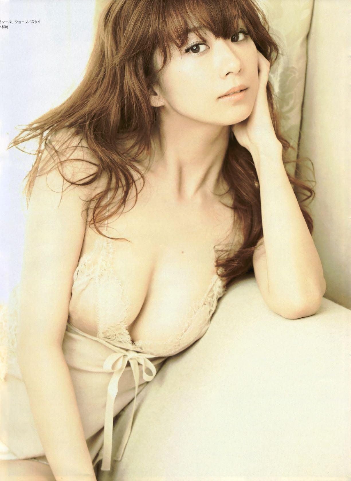 【極秘スクープ】優香、35歳パ●パン完全ヘアヌ●ド撮影きたあああああああああああああ