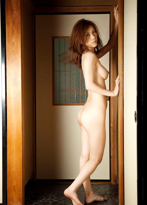 巨乳美少女の全裸 10