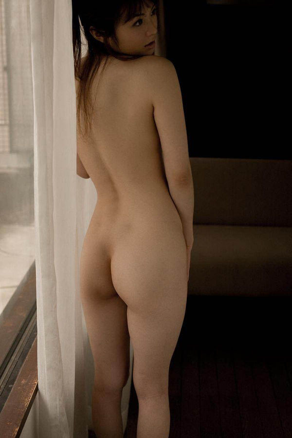 美しい全裸の後姿 29