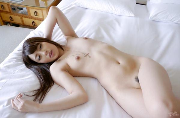 貧乳美少女の寝ころびヌード 30